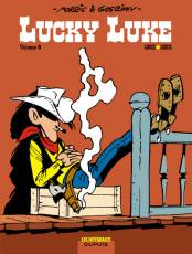 Couverture de l'album LUCKY LUKE - L'INTEGRALE Tome #8 1962-1963 Volume 8