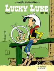 Couverture de l'album LUCKY LUKE - L'INTEGRALE Tome #9 1963 - 1964