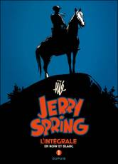 Couverture de l'album JERRY SPRING -  L'INTEGRALE Tome #1 Volume 1 : 1954 - 1955