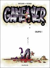 Couverture de l'album GAME OVER Tome #4 Oups !
