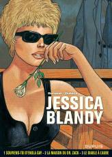Couverture de l'album JESSICA BLANDY Tome #1 Integrale 1-2-3
