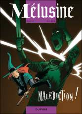 Couverture de l'album MELUSINE Tome #18 Malediction !