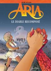 Couverture de l'album ARIA Tome #32 Le diable recomposé