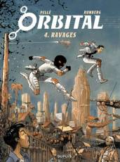 Couverture de l'album ORBITAL Tome #4 Ravages