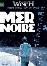 Couverture de l'album LARGO WINCH Tome #17 Mer Noire