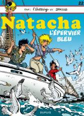 Couverture de l'album NATACHA Tome #22 L'épervier bleu