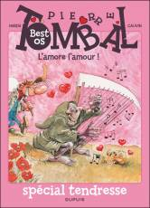 Couverture de l'album PIERRE TOMBAL Best of : L'amore l'amour
