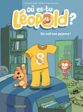 Couverture de l'album LEOPOLD Tome #1 On voit ton pyjama !