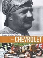 Couverture de l'album DOSSIER MICHEL VAILLANT Tome #14 Louis Chevrolet