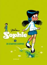 Couverture de l'album SOPHIE L'INTEGRALE Tome #1 Volume 1 - 1961 - 1964