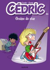 Couverture de l'album CEDRIC Tome #26 Graine de star