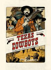 Couverture de l'album TEXAS COWBOYS Tome #1 Tome 1