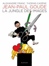 Couverture de l'album JEAN-PAUL GOUDE La jungle des images