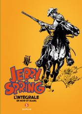Couverture de l'album JERRY SPRING -  L'INTEGRALE Tome #5 1966-1977