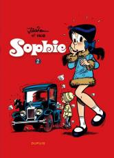 Couverture de l'album SOPHIE L'INTEGRALE Tome #2 Volume 2 : 1965-1969
