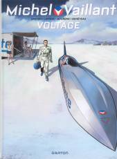 Couverture de l'album MICHEL VAILLANT (NOUVELLE SAISON) Tome #2 Voltage