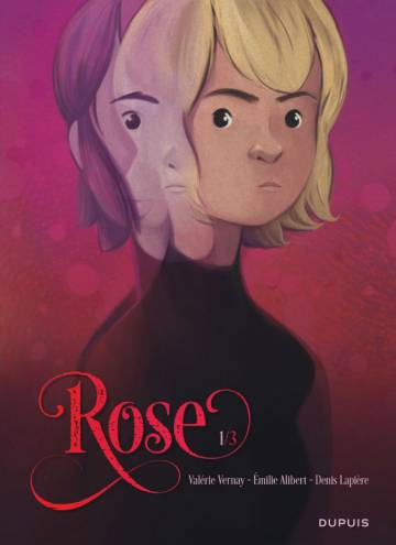 Couverture de l'album ROSE Tome #1 Tome 1/3