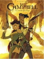 Couverture de l'album LES CAMPBELL Tome #2 Le redoutable pirate Morgan