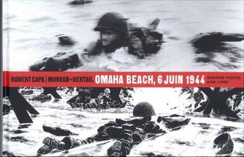 Couverture de l'album MAGNUM PHOTOS Tome #1 Omaha Beach, 6 juin 1944