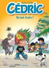 Couverture de l'album CEDRIC Tome #29 Un look d'enfer !