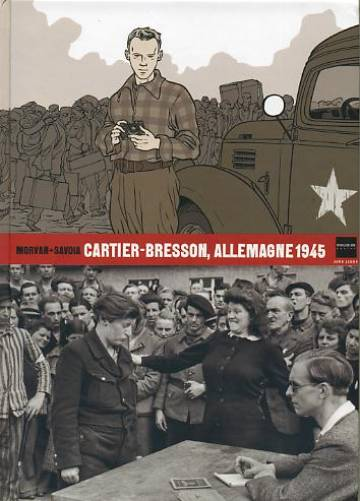 Couverture de l'album MAGNUM PHOTOS Tome #2 Cartier-Bresson, Allemagne 1945
