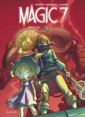 Couverture de l'album MAGIC 7 Tome #2 Contre tous
