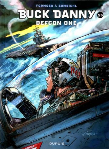 Couverture de l'album BUCK DANNY Tome #55 Defcon One