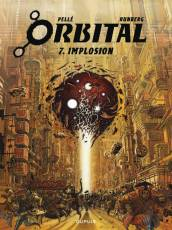 Couverture de l'album ORBITAL Tome #7 Implosion