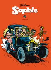 Couverture de l'album SOPHIE L'INTEGRALE Tome #5 Volume 5 : 1978-1994