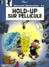 Couverture de l'album BENOIT BRISEFER Tome #8 Hold-up sur péllicule