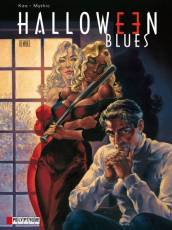 Couverture de l'album HALLOWEEN BLUES Tome #7 Remake