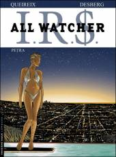 Couverture de l'album ALL WATCHER Tome #3 Petra