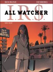 Couverture de l'album ALL WATCHER Tome #5 Mia Maï