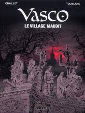 Couverture de l'album VASCO Tome #24 Le village maudit