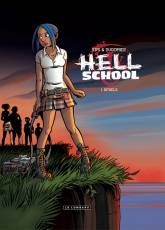 Couverture de l'album HELL SCHOOL Tome #1 Rituel