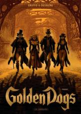 Couverture de l'album GOLDEN DOGS Tome #1 Fanny