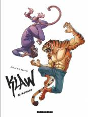 Couverture de l'album KLAW Tome #5 Monkey
