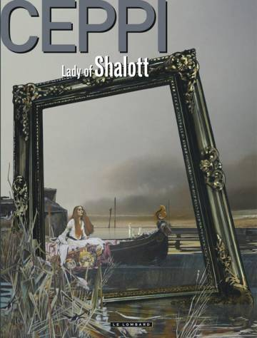 Couverture de l'album LADY OF SHALOTT Lady of Shalott