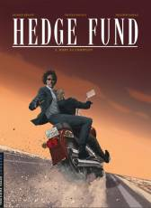 Couverture de l'album HEDGE FUND Tome #5 Mort au comptant