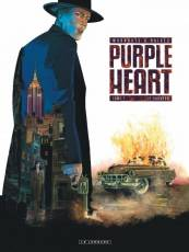 Couverture de l'album PURPLE HEART Tome #1 Le Sauveur