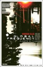 Couverture de l'album GLOBAL FREQUENCY Tome #1 Planète en flamme