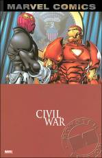 Couverture de l'album CIVIL WAR Tome #1 Un événement Marvel en sept volets