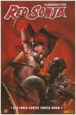 Couverture de l'album RED SONJA Tome #2 Red Sonja contre Thulsa Doom