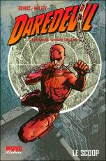 Couverture de l'album DAREDEVIL Tome #1 Le Scoop