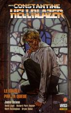 Couverture de l'album JOHN CONSTANTINE : HELLBLAZER Tome #2 Le diable par la  queue