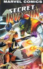 Couverture de l'album SECRET INVASION (MARVEL MONSTER EDITION) Tome #1 Volume 1
