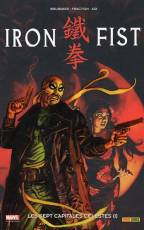 Couverture de l'album IRON FIST Tome #2 1 Les sept capitales célestes