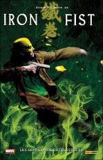 Couverture de l'album IRON FIST Tome #3 II Les sept capitales célestes