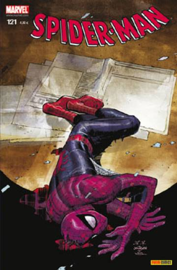 Couverture de l'album SPIDER-MAN Tome #121 Diffamation (2)