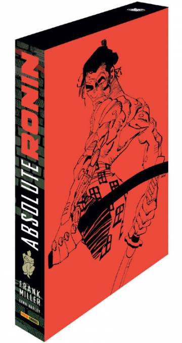 Couverture de l'album RONIN DC Absolute : Ronin